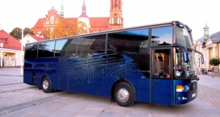 party bus lodz